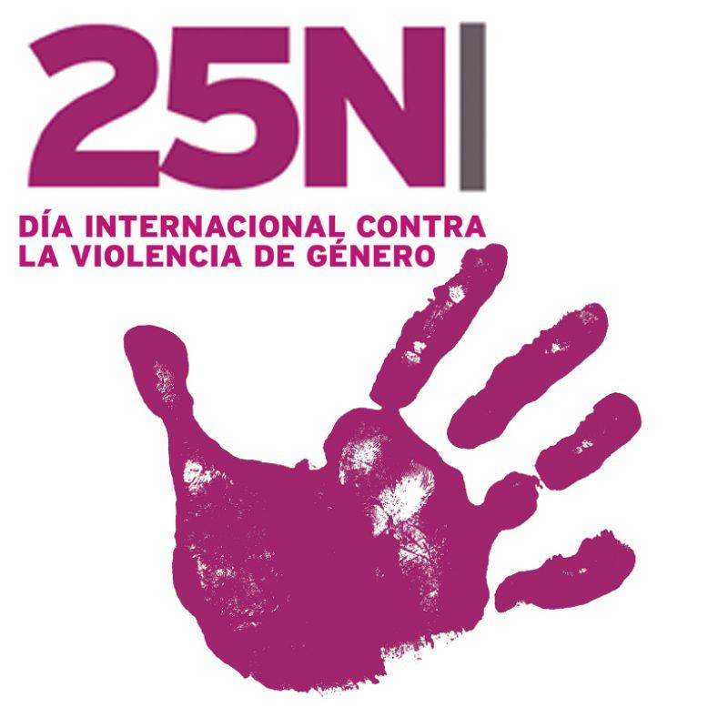 Resultat d'imatges de dia internacional contra la violencia de género