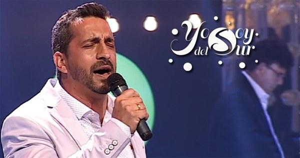 """Salvador García """"Pitu"""", en la Gran Final de """"Yo soy del Sur"""" - Puerto ..."""