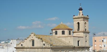Iglesia, ahora Centro Cultural, de San José.