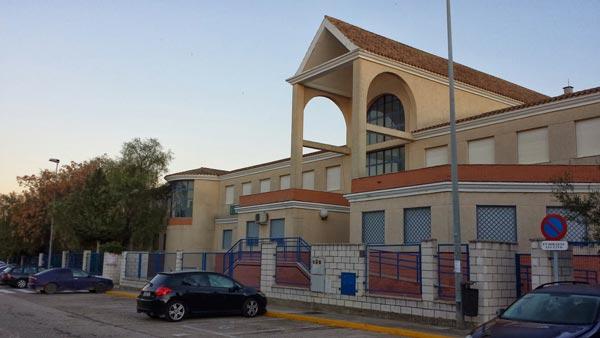 Colegio Arquitecto Leoz en Puerto Real