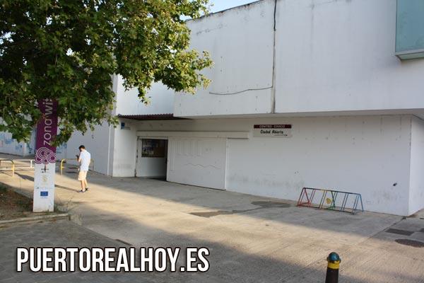 """Centro Cívico """"Ciudad Abierta""""."""