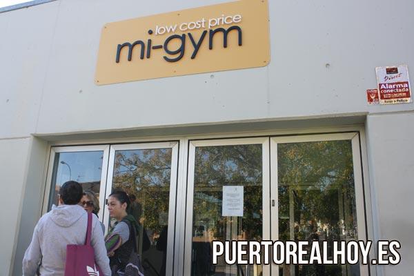 Paseando por puerto real mi gym y el comp mpal de for Gimnasio 360 puerto real