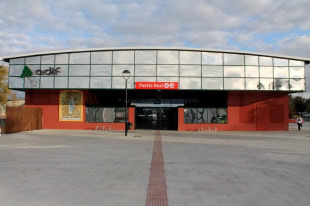 Estación de Puerto Real