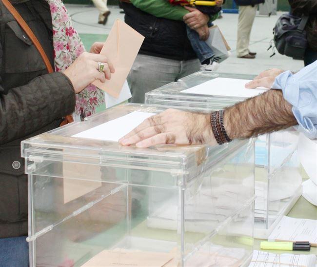 Elecciones al Parlamento Andaluz.