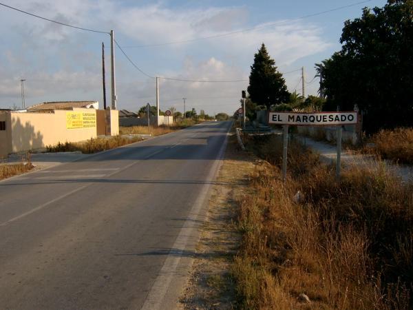 Barriada de El Marquesado.