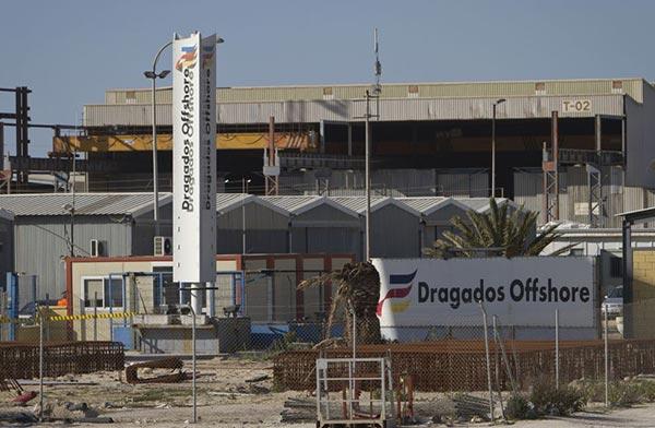 Planta de Dragados Offshore en Puerto Real