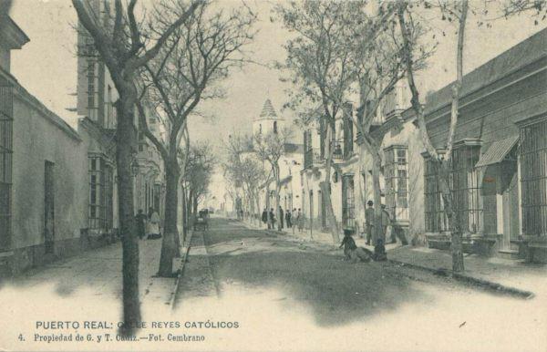 Calles de Puerto Real.