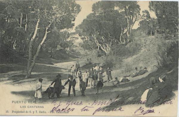 Parque de Las Canteras.