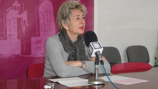 María Merello, Concejala de Salud y Consumo del Ayuntamiento de Puerto Real