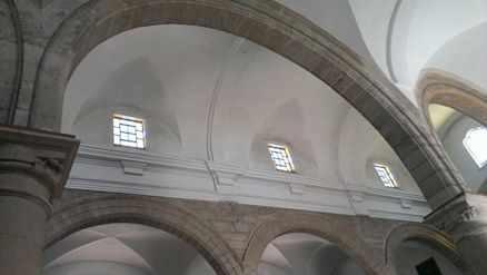 Arcos de la Iglesia de San Sebastián