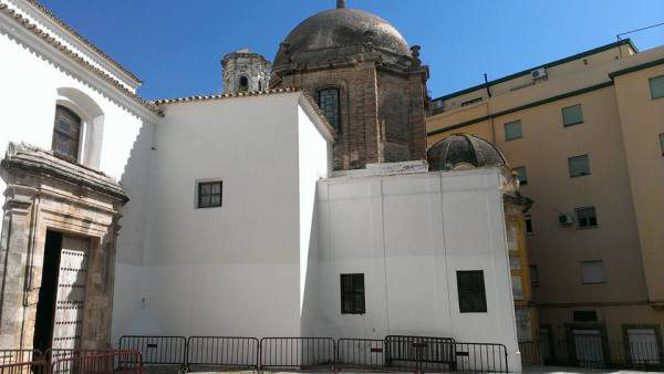 Ala de la Prioral de los Siglos XVIII y XIX. / Foto: Manuel J. Parodi