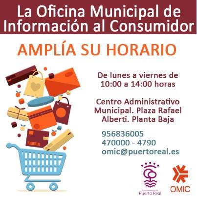 La oficina de informaci n al consumidor ampl a su horario de atenci n puerto real hoy puerto - Oficina de atencion al consumidor valencia ...