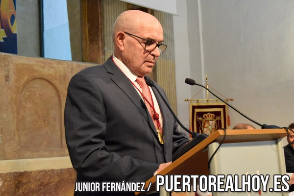 Francisco Orihuela en el Día de la Villa 2016