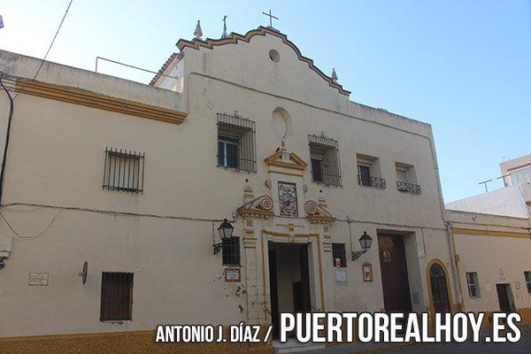 Iglesia Conventual de La Victoria, en Puerto Real.