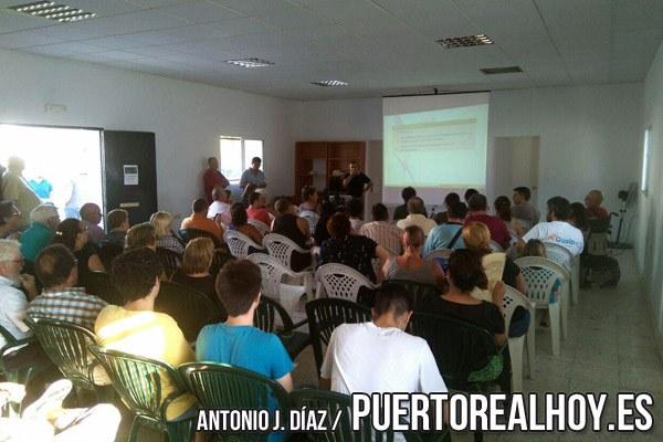 Asamblea de Zona en Las Canteras