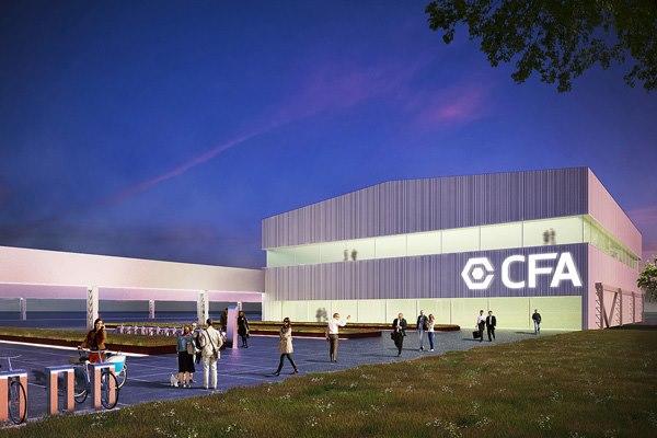 Centro de Fabricación Avanzada en Puerto Real