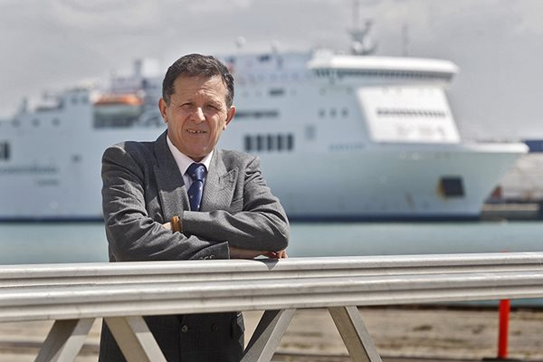José Luis Blanco, Presidente de la Autoridad Portuaria Bahía de Cádiz