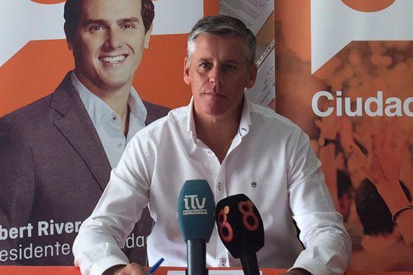 Javier Cano, diputado por Cádiz de Ciudadanos