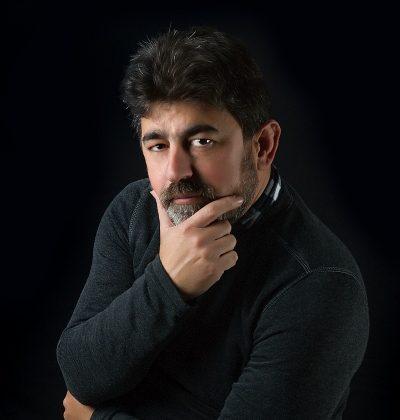 José Antonio Tomás, fotógrafo puertorrealeño.