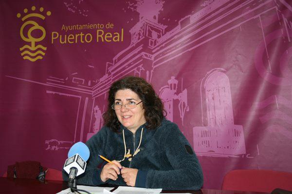 Encarna Marín, Concejal de Juventud y Asuntos Sociales