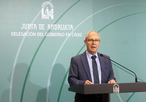 Juan Luis Belizón en rueda de prensa
