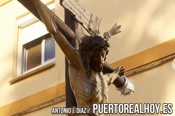 El Stmo. Cristo del Perdón de la Hdad. de la Borriquita