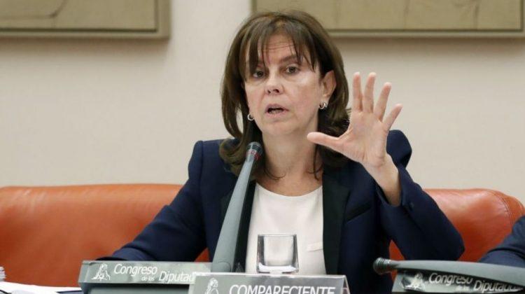 Pilar Platero, Presidenta de la SEPI.