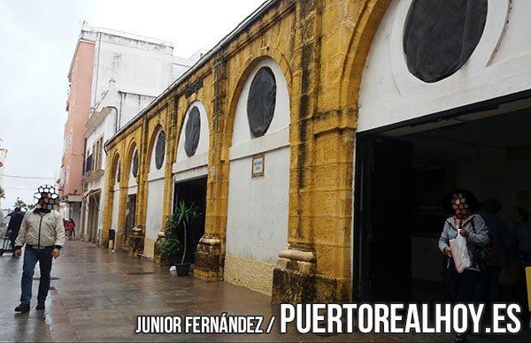 Mercado de Abastos de Puerto Real.