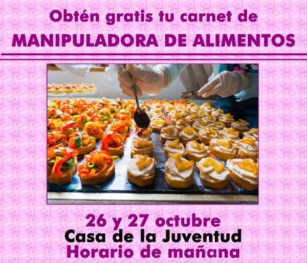 Curso de Manipulador de Alimentos en Puerto Real