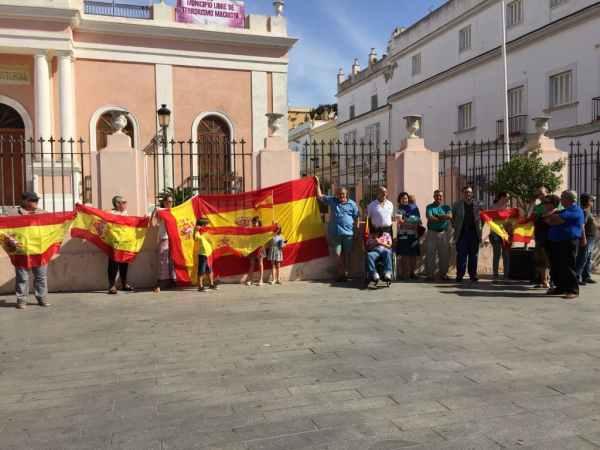 Encuentro por la Unidad de España en Puerto Real