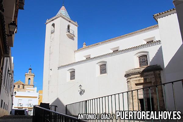Fachada lateral de San Sebastián