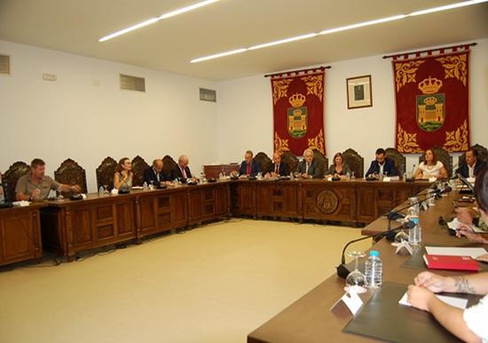 Reunión del Consejo Económico y Social de Cádiz
