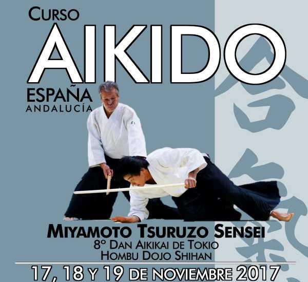 Curso de Aikido en Puerto Real