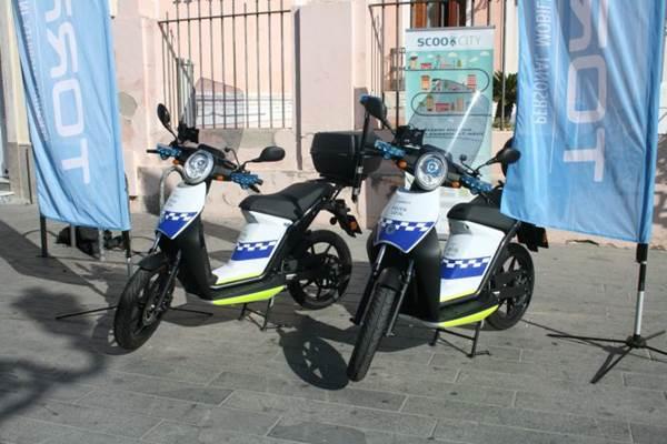 Proyecto ScootCity en Puerto Real