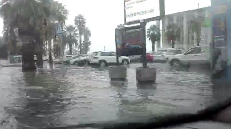 Inundaciones en Puerto Real