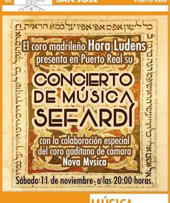 Concierto de música sefardí