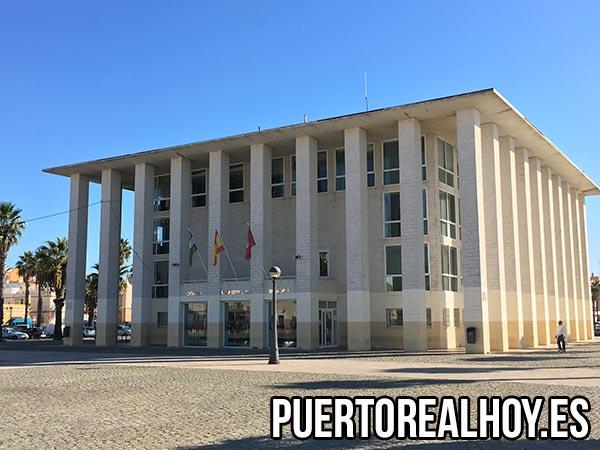 Centro Administrativo Municipal del Ayuntamiento de Puerto Real