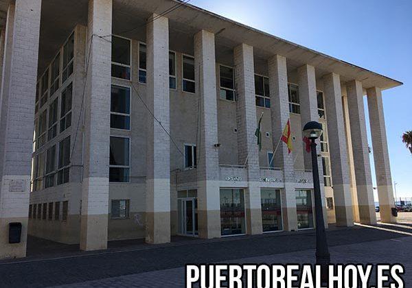 Centro Administrativo Municipal del Ayto. de Puerto Real