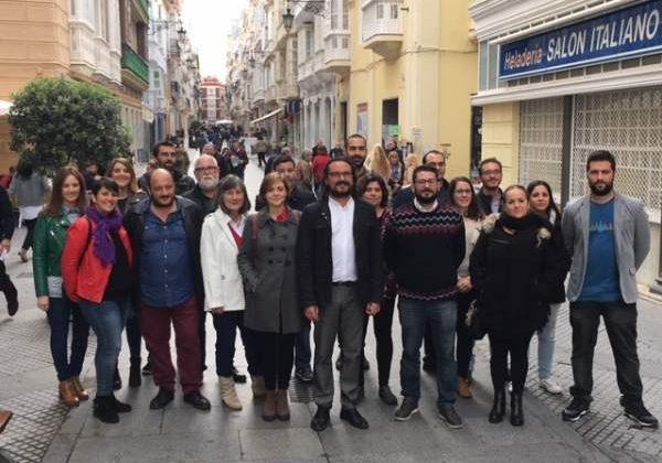 Comisión Colegiada de Izquierda Unida en Cádiz
