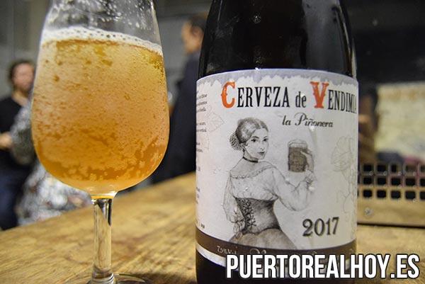 Cerveza de Vendimia de La Piñonera