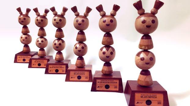 Premios que otorga la web, Con Los Peques