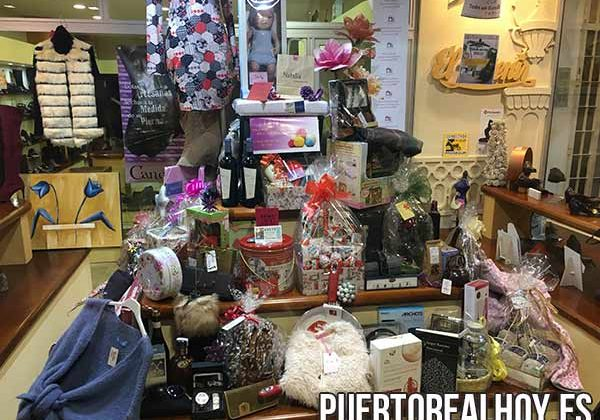 Gran Cesta de Navidad de los Comerciantes de Puerto Real