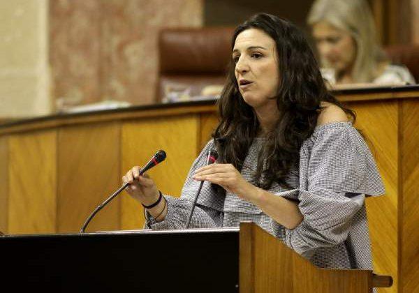 Libertad Benítez, Parlamentaria Andaluza de Podemos