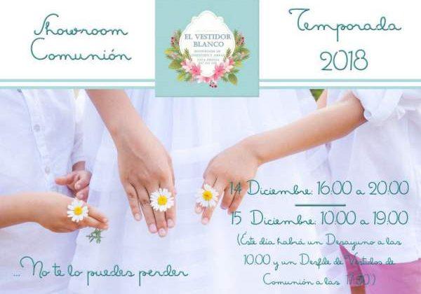 Showroom de comuniones en Puerto Real