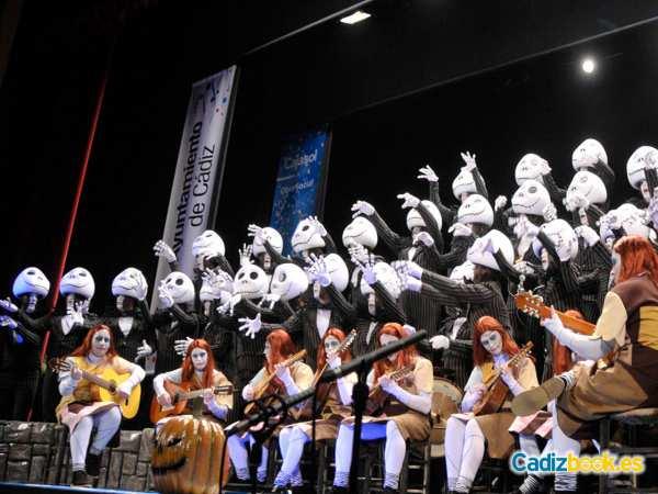 Coro La Pesadilla, de Antonio García