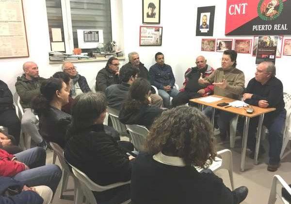 Charla sobre la revolución francesa de la CNT-AIT