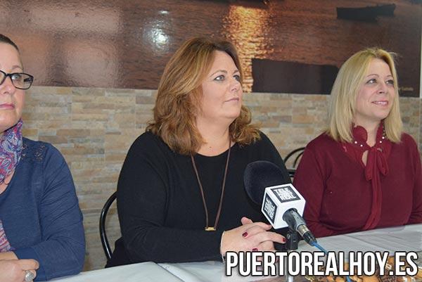 Elena Amaya, Portavoz Socialista de Puerto Real