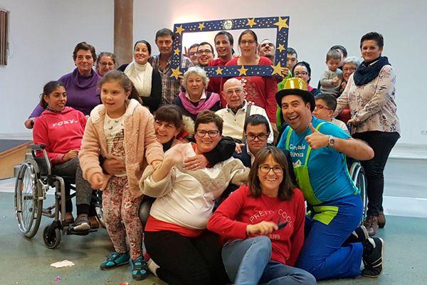 La asociaci n de discapacitados las canteras celebr su tradicional fiesta de navidad puerto - Las canteras puerto real ...