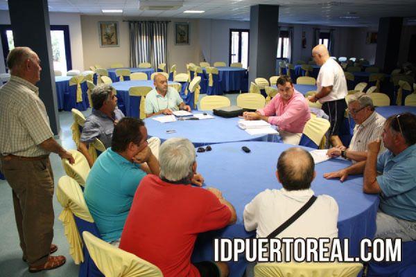Asamblea del Puerto Real celebrada en 2014.