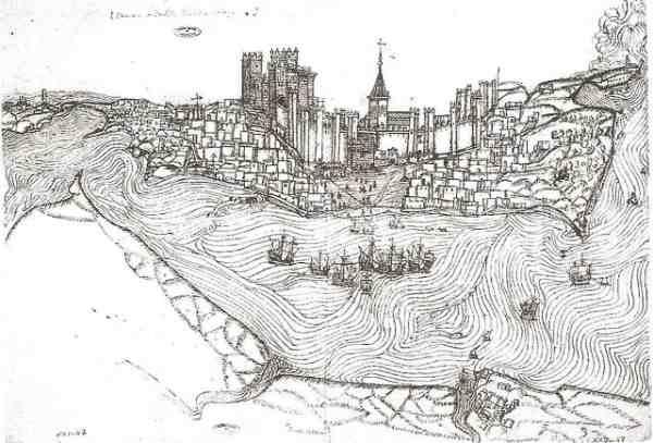 Cádiz, en 1513